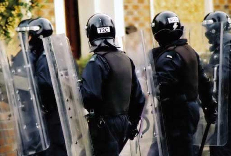 Politiet vil slå ut mobilnettet