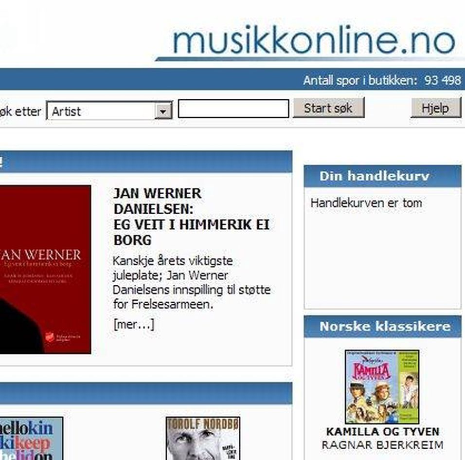 TEST: Phonofile Musikkonline