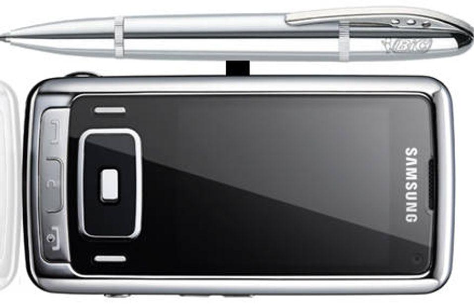 Mobilrefill fra pennprodusent