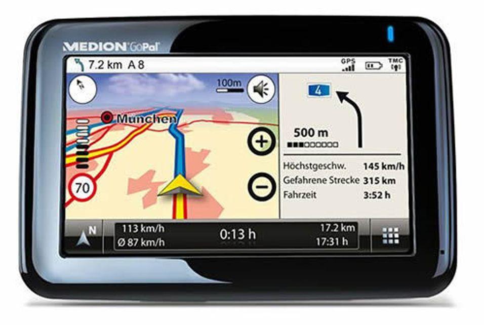 Tyverisikker GPS