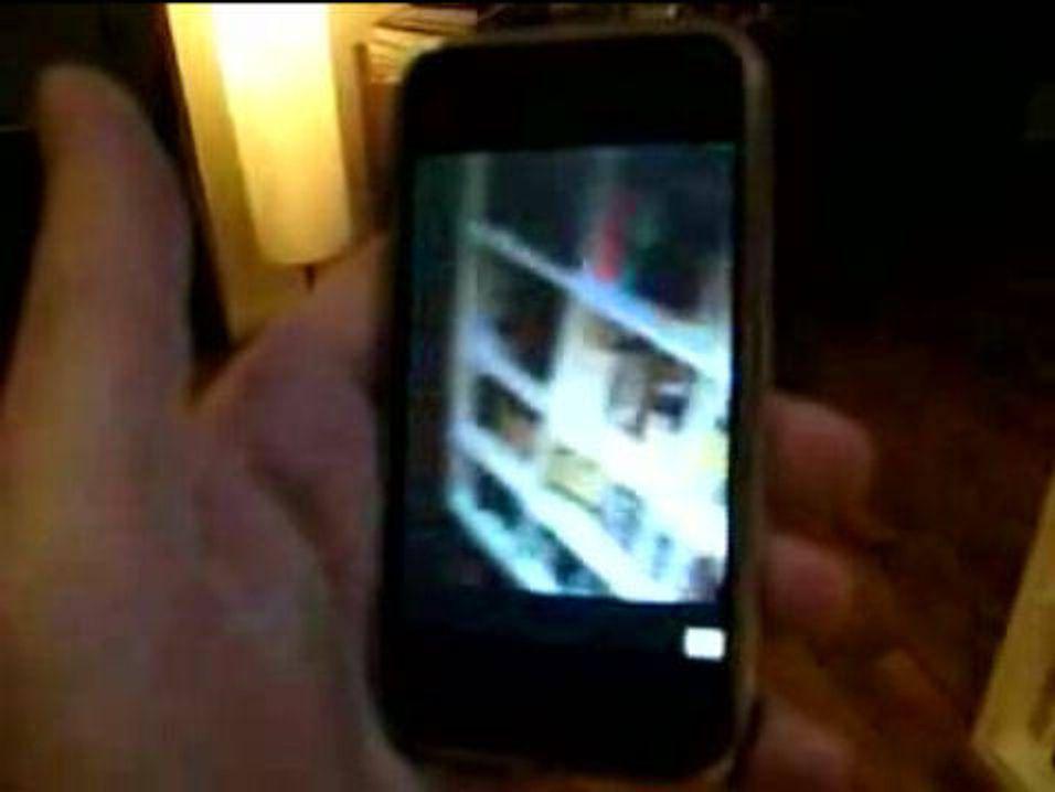 Nå kan iPhone også ta opp video