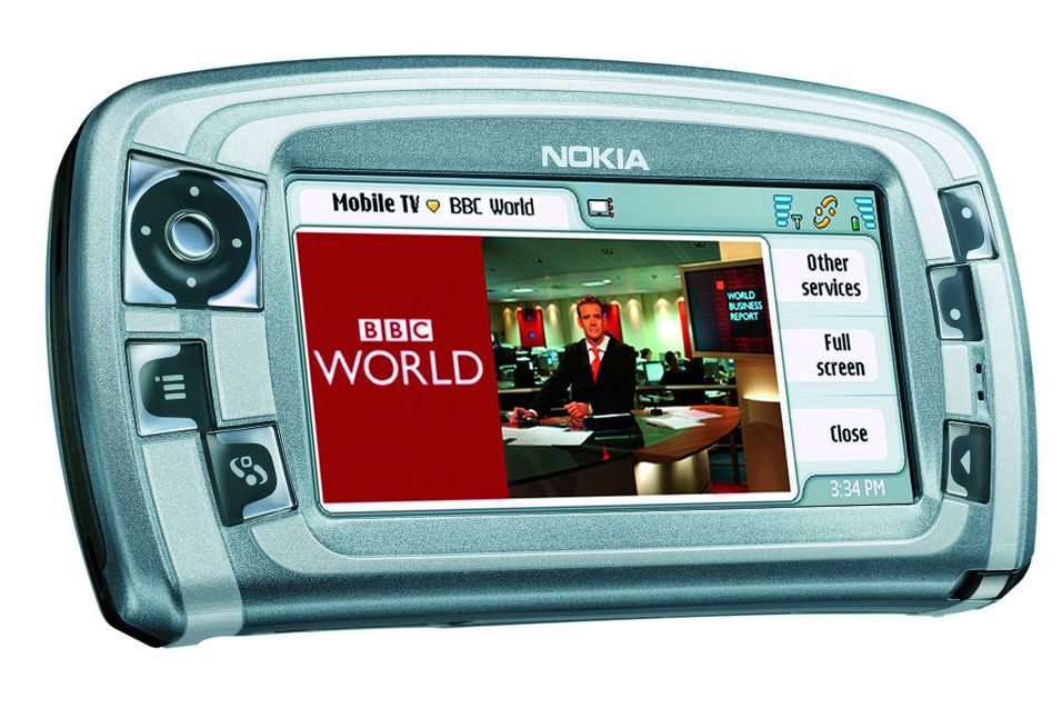 NetCom lanserer mobil-TV