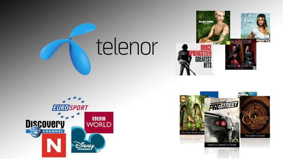 Gigantisk mobillansering fra Telenor