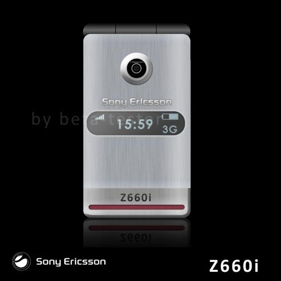 Slank foldemobil fra Sony Ericsson?
