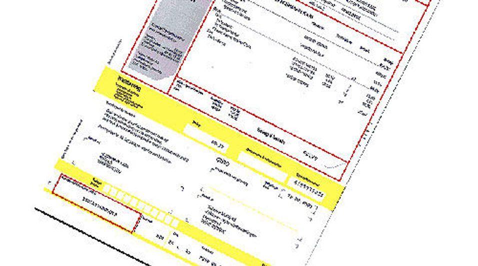 Mobilregning på over 455.000 kroner