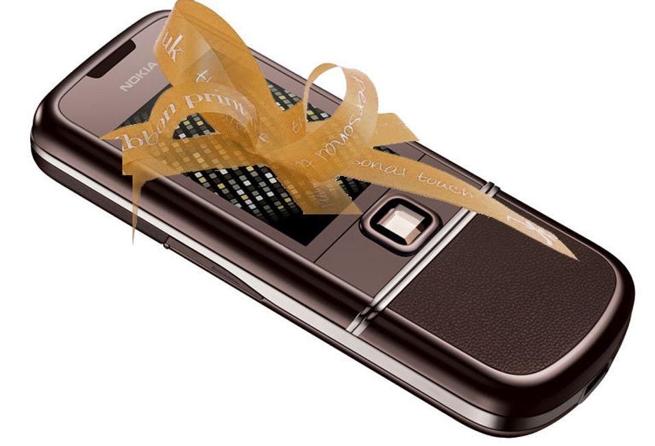 Mobiltelefon står øverst på ønskelista