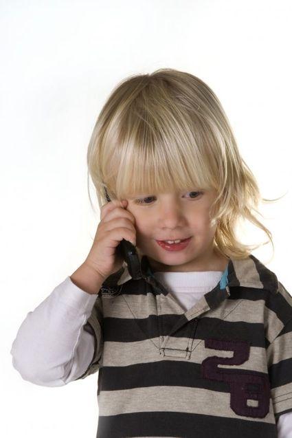 Gir du mobil til et barn motvillig?