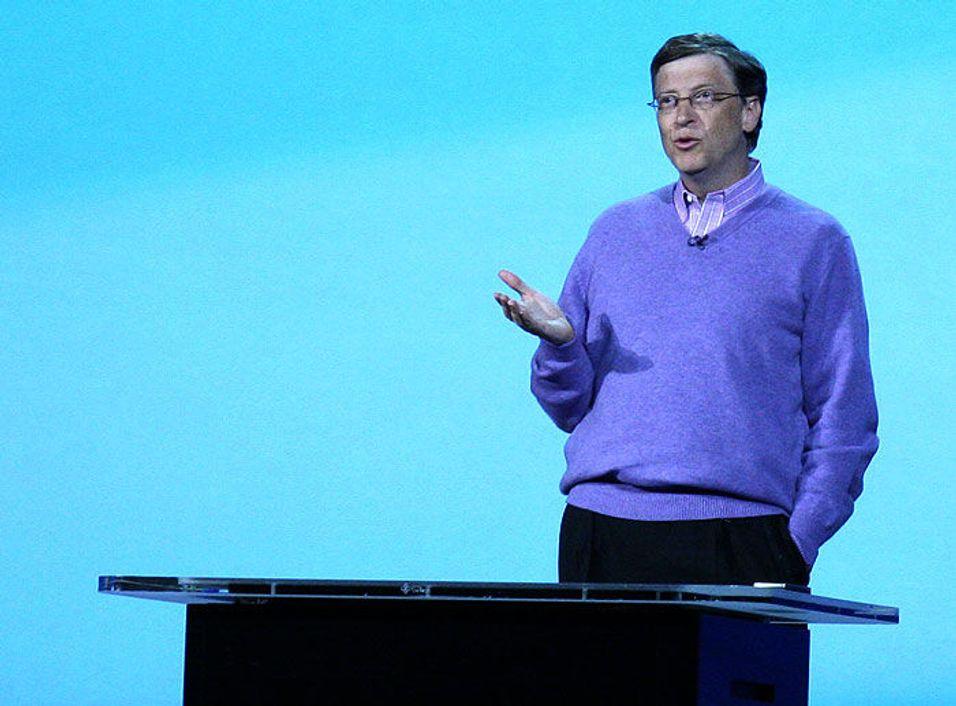 Bill Gates har takket for seg