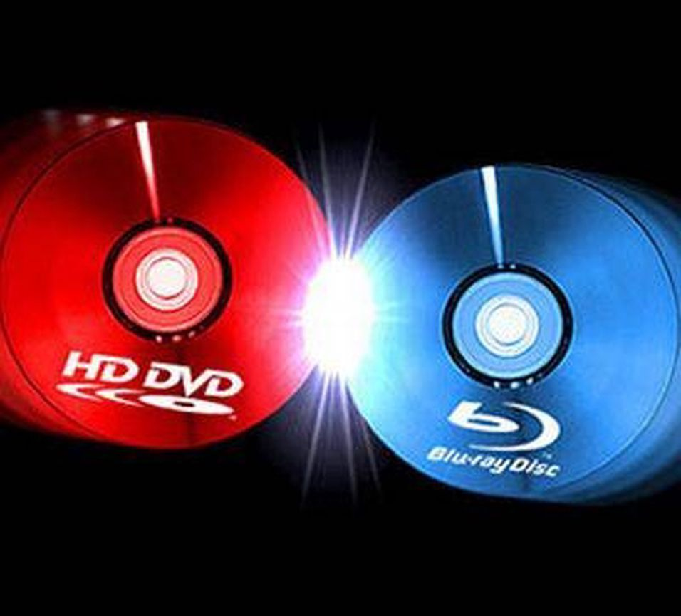 Slutten for HD-DVD?