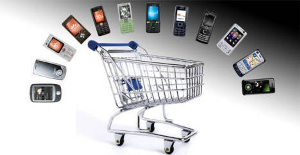 TEST: Her kjøper du billigst mobil