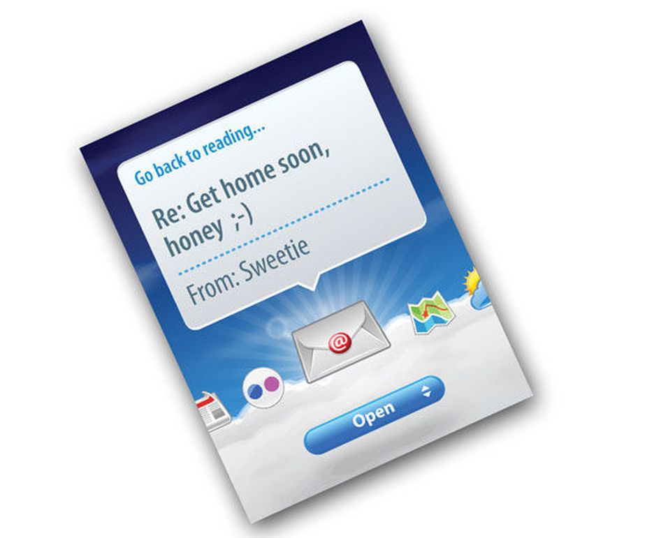 Yahoo vil kapre mobilsurfere