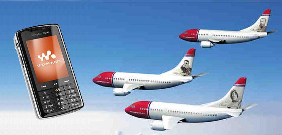 Norwegian starter mobilselskap