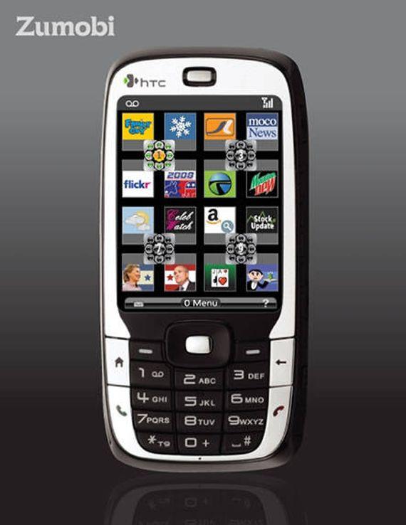 Windows Mobile får prisbelønt grensesnitt