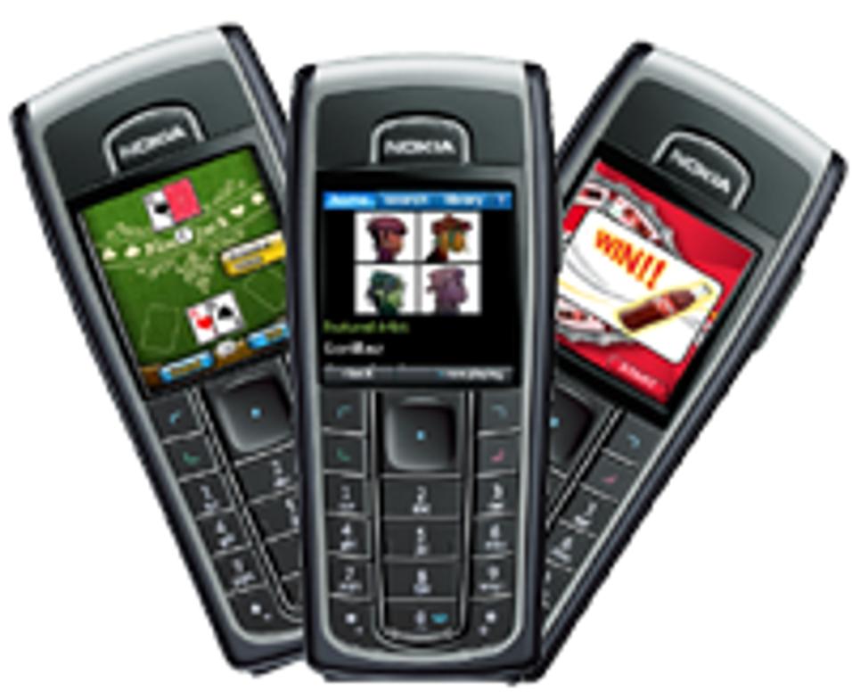 Mobilunderholdning tar av