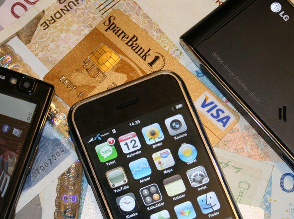 Taper milliarder på opplåste iPhone