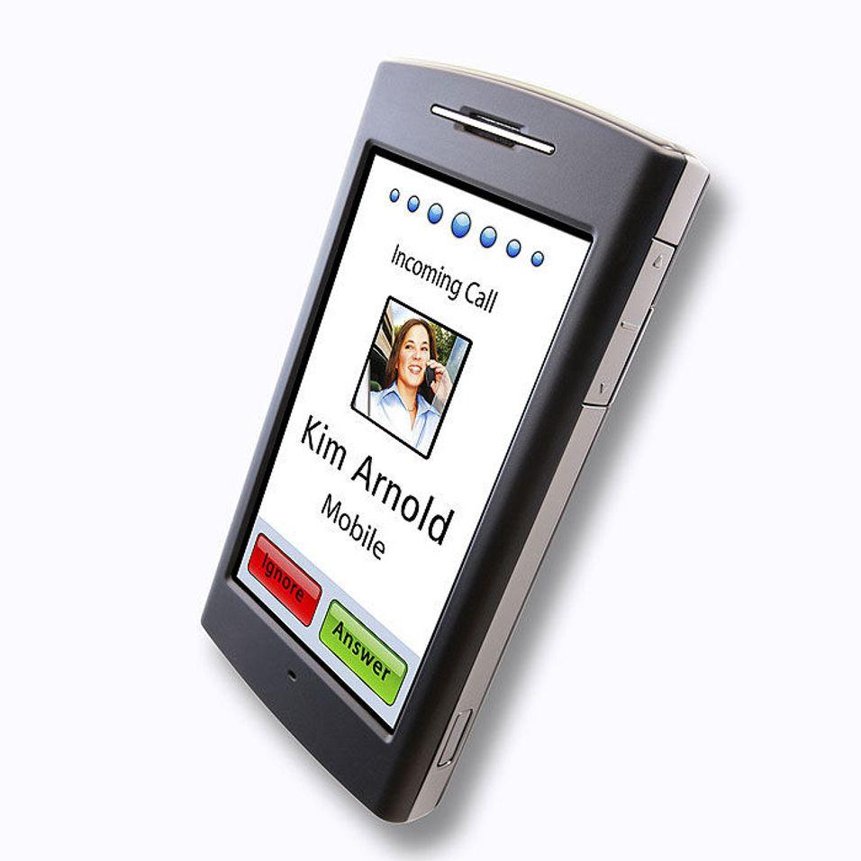 Garmin lanserer GPS-mobil