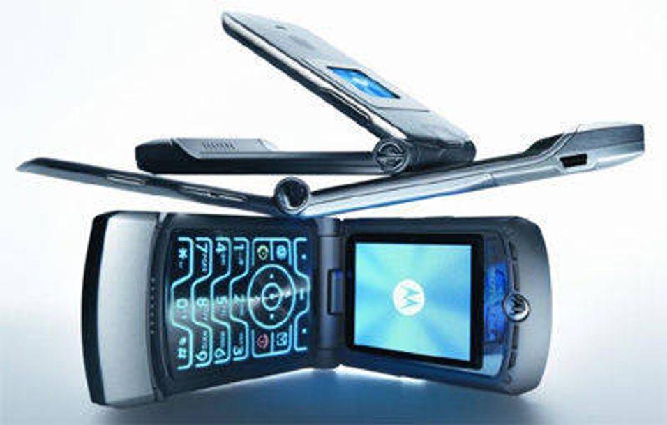 Motorola vurderer å slutte med mobil