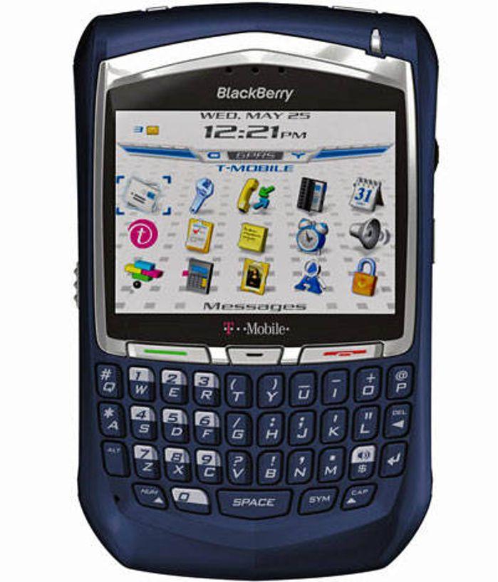 BlackBerry med børsverktøy