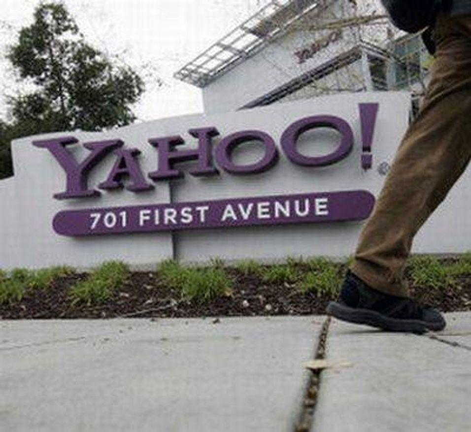 Vil du være med å kjøpe Yahoo?
