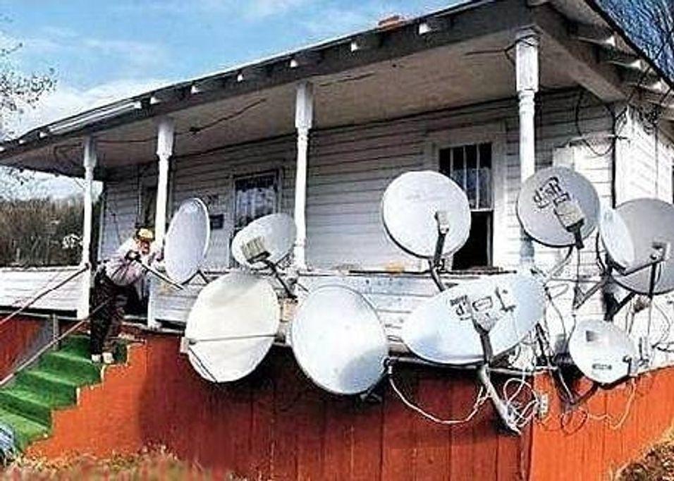 1,3 millioner har flat-TV