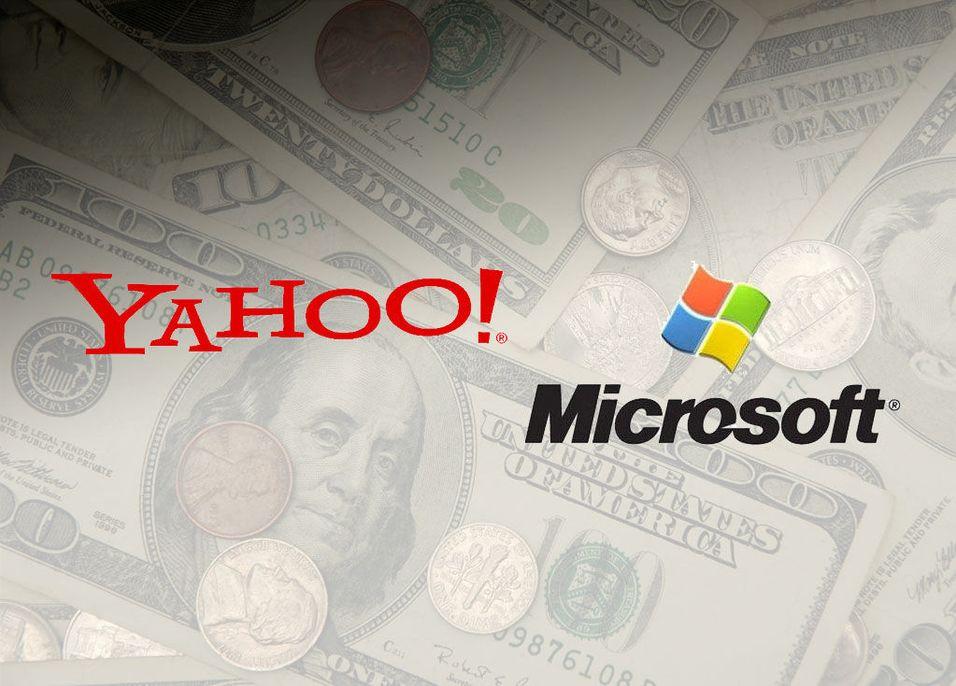 Yahoo vil ha mer penger