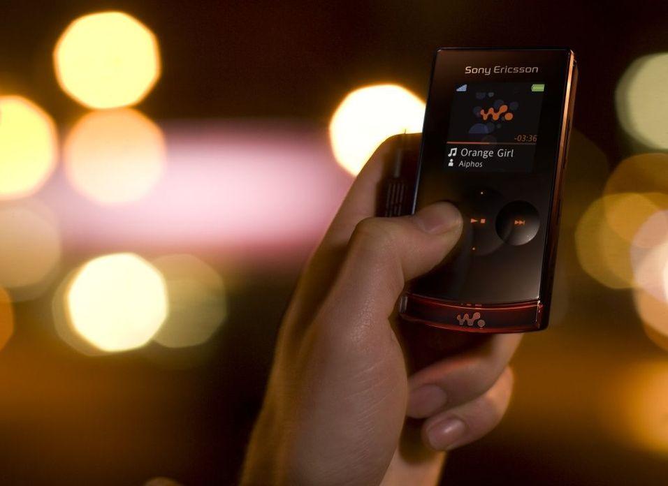 Kameratøffing og ny Walkman