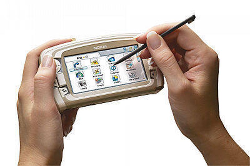 Ingen touchskjerm fra Nokia - ennå.