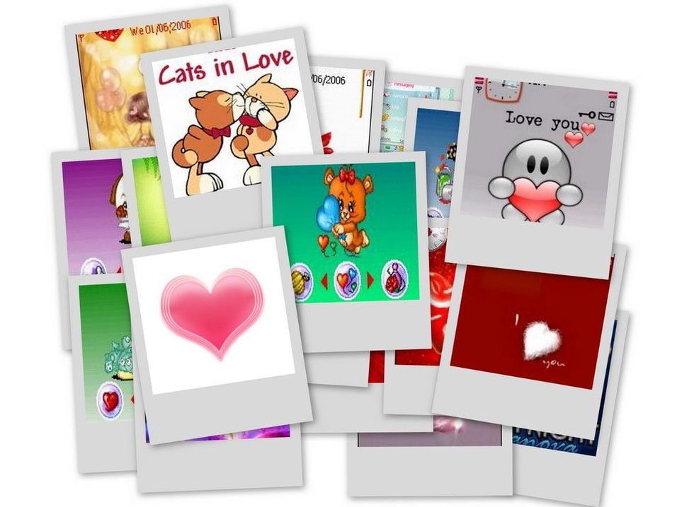 Din mobile Valentine