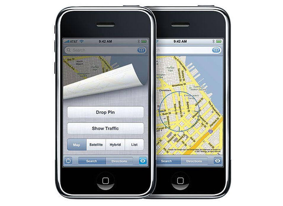 Iphone-eiere mobilsurfer 50 ganger mer