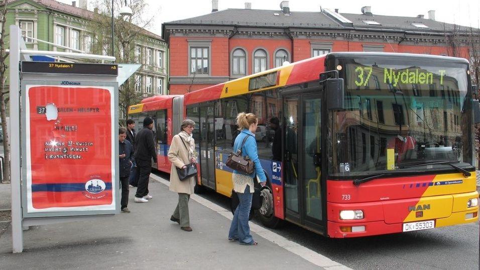 Får bredbånd på bussen