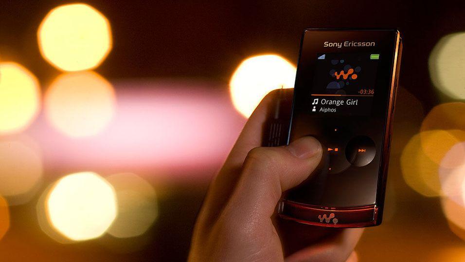 Mobil musikkeksplosjon