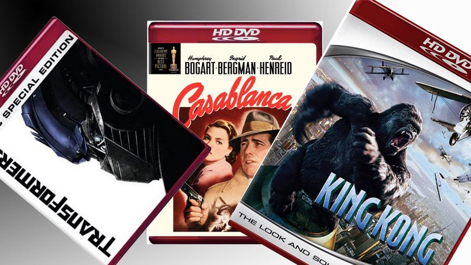 HD-DVD billigere enn DVD