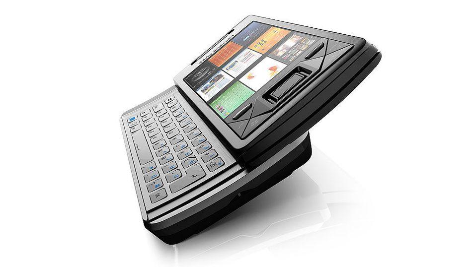 Sony Ericsson X1 utsatt allerede