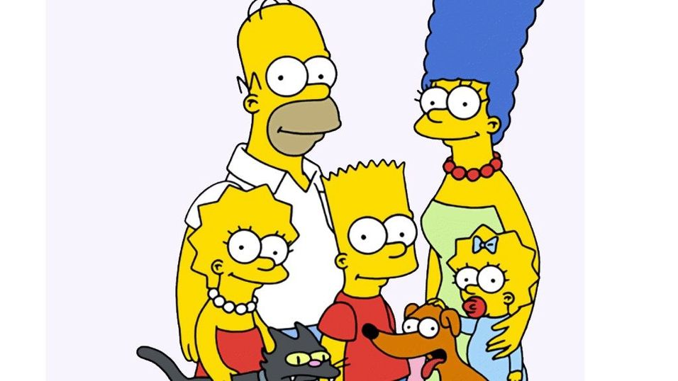 The Simpsons onlinespill