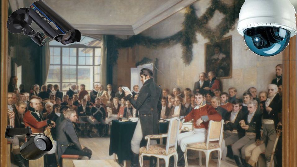 - Personvernet må grunnlovsfestes