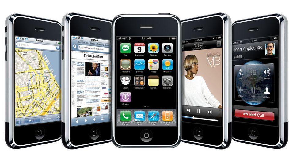 Masse spill til Iphone