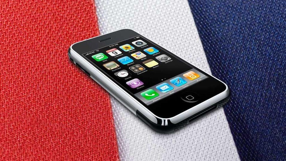 Nye rykter om norsk Iphone