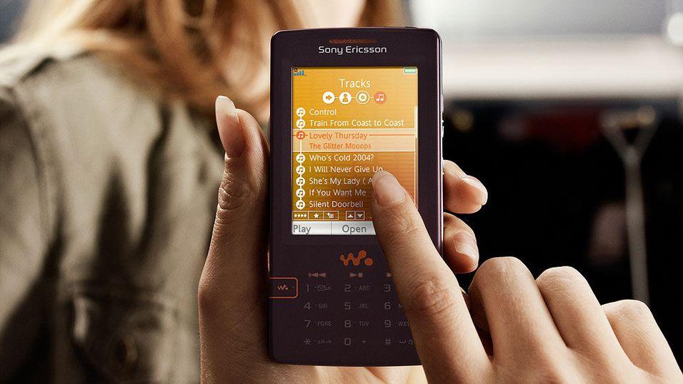 Bruk Itunes med din Sony Ericsson