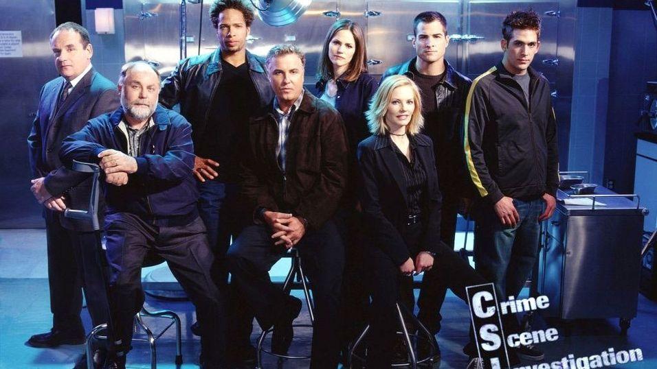 CSI-spill til mobilen