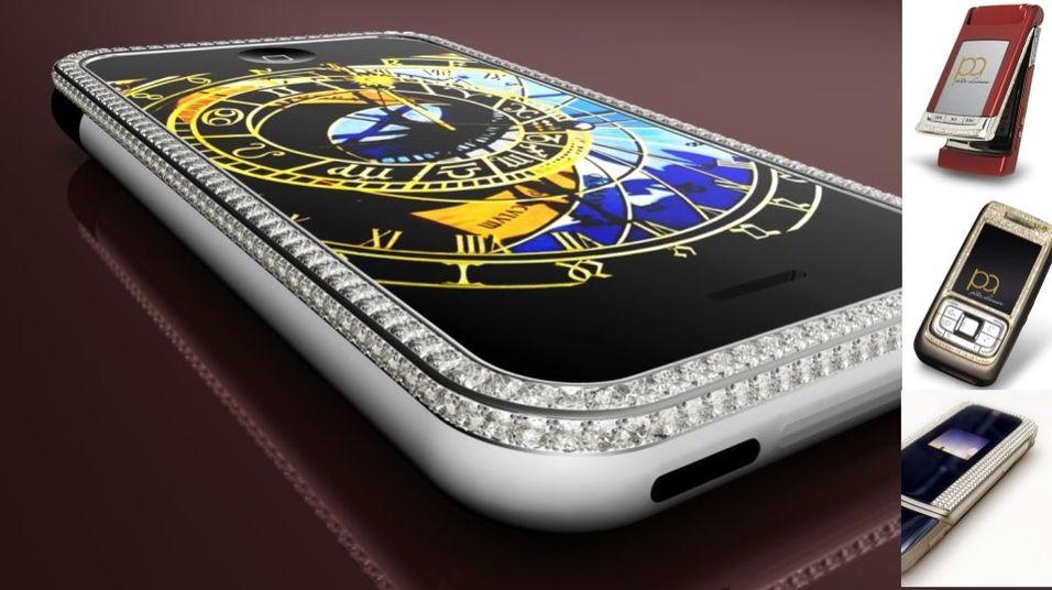 Verdens dyreste Iphone