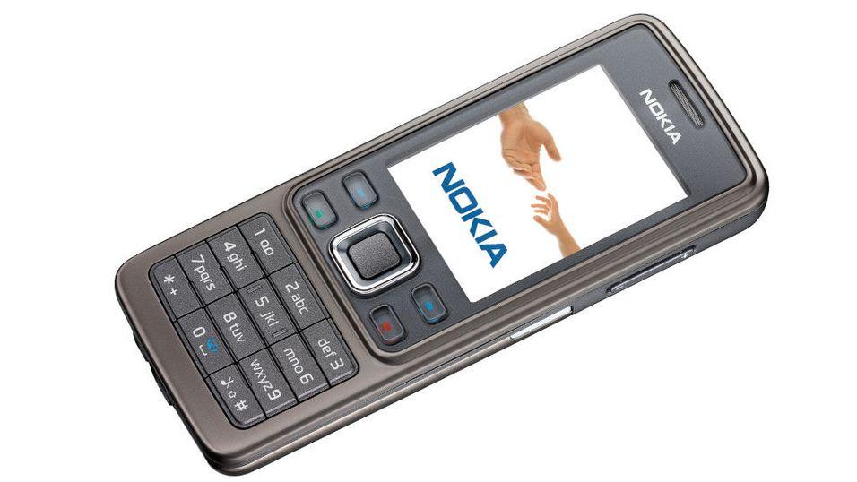 Nokia 6300i med WLAN og VoIP
