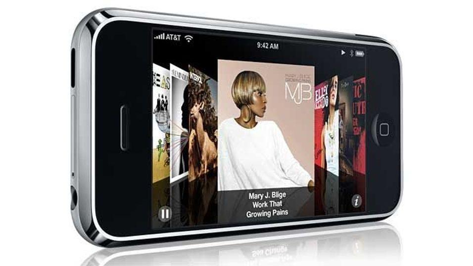 Millioner av 3G-Iphone bestilt