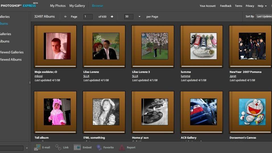 Adobe kan selge dine bilder