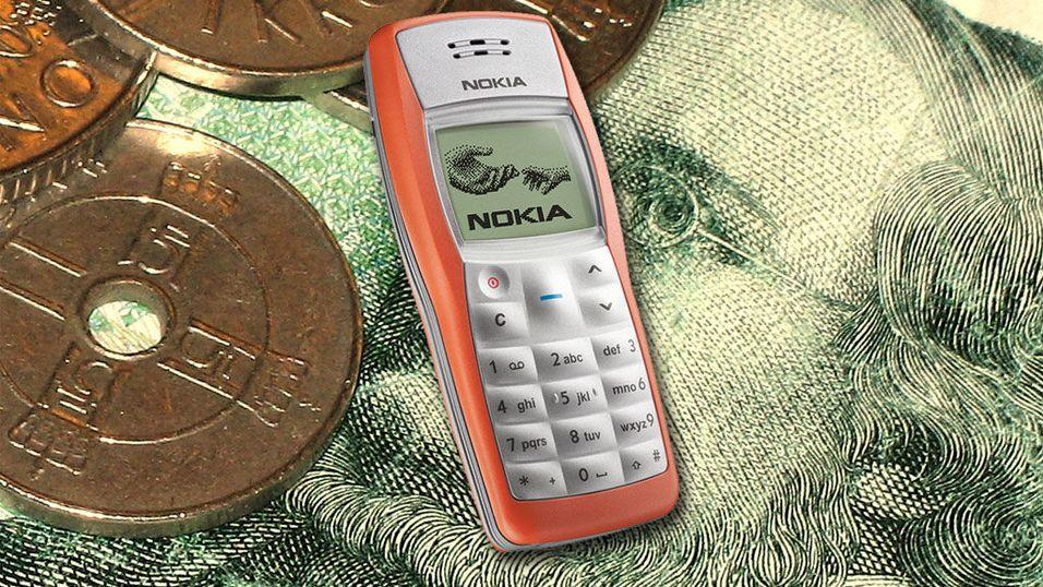 Mobilkunder slipper å betale