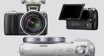 Sony lekker Nex-C3