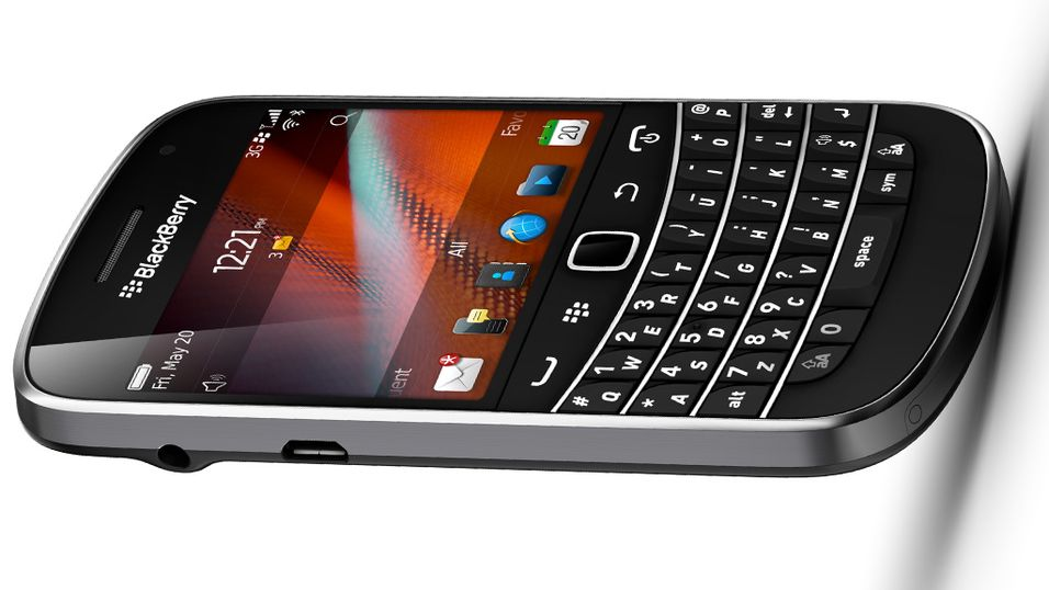 BlackBerry-verstingen er lansert