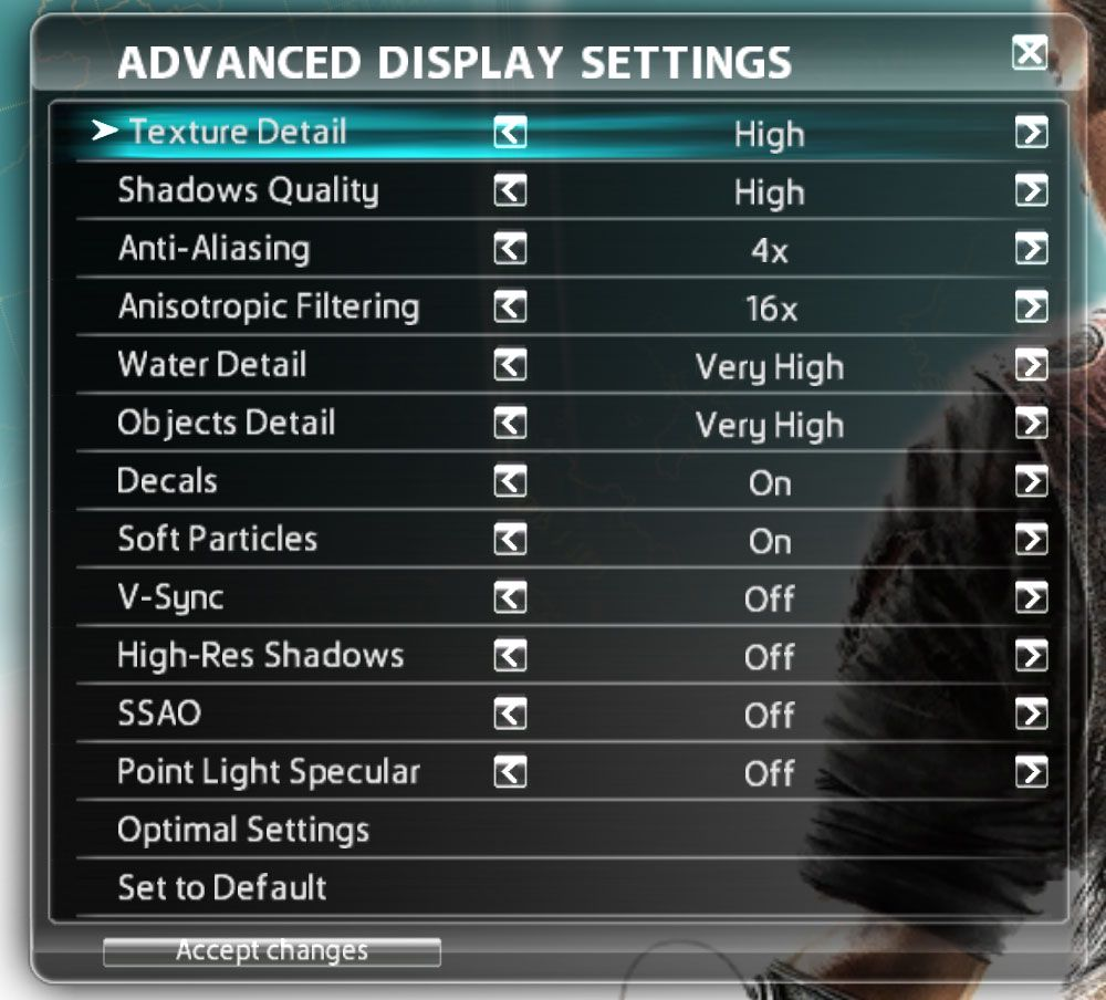 how to change controls in just cause 2 pc