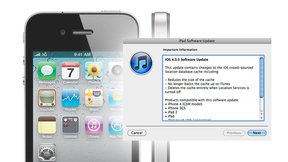 Nå er det slutt på iPhone-overvåkning