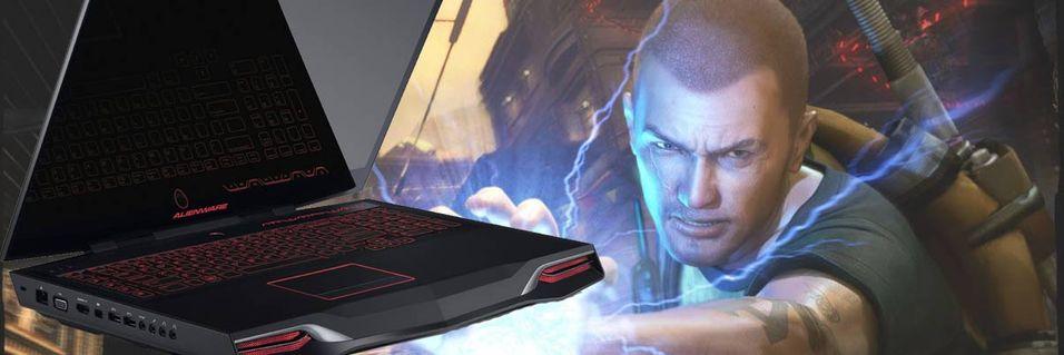 TEST: De beste bærbare spill-PC-ene