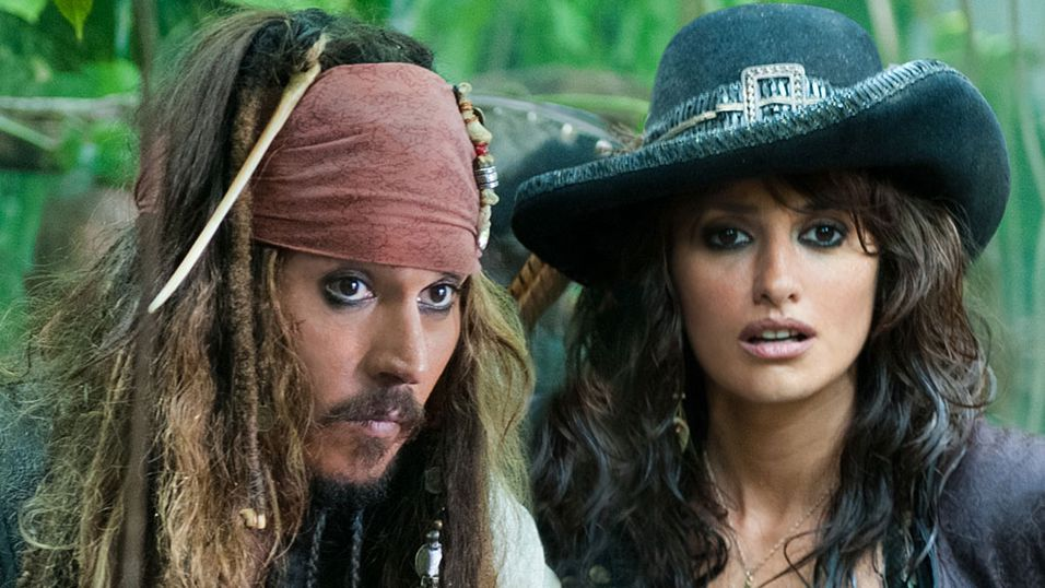 Johnny Depp kan ikke se film i 3D